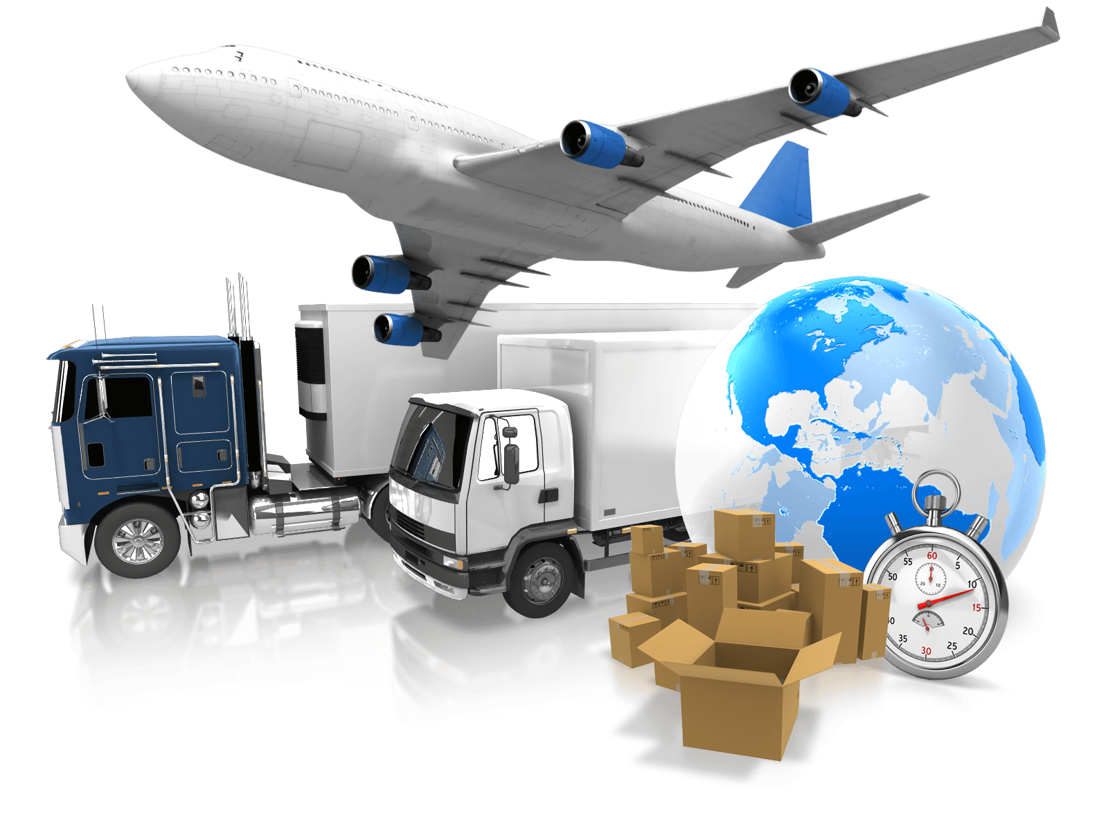 Customs and logistics services